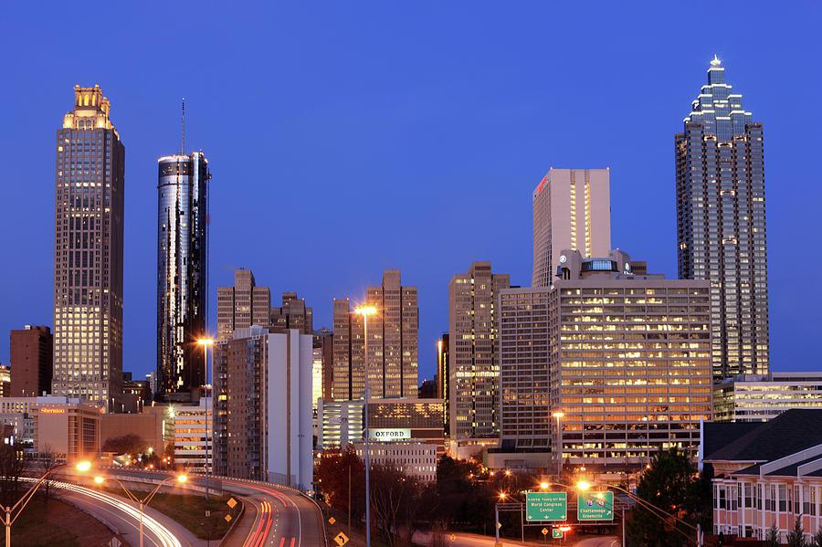 Atlanta, Georgia Photograph by Jumper