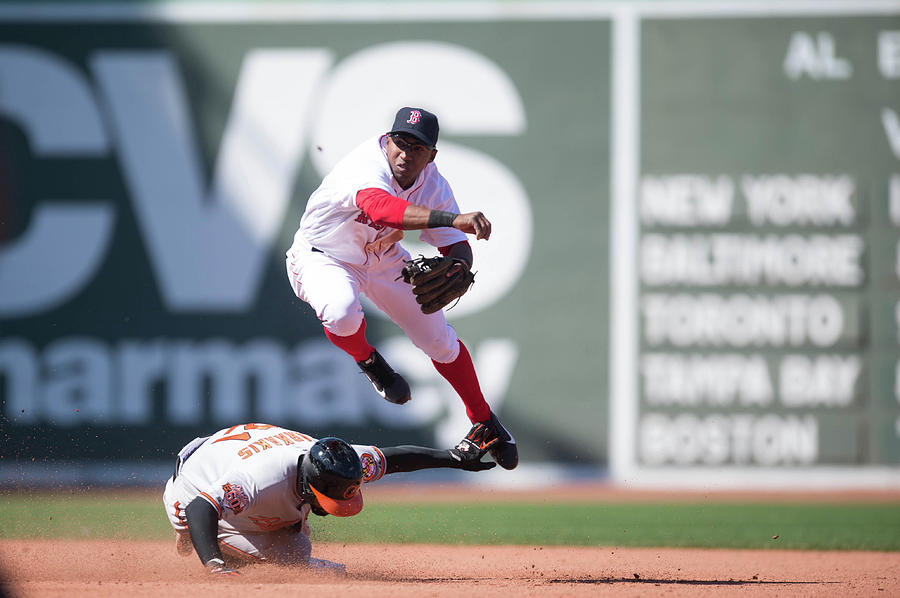 Baltimore Orioles V Boston Red Sox 7 Photograph by Rob Tringali