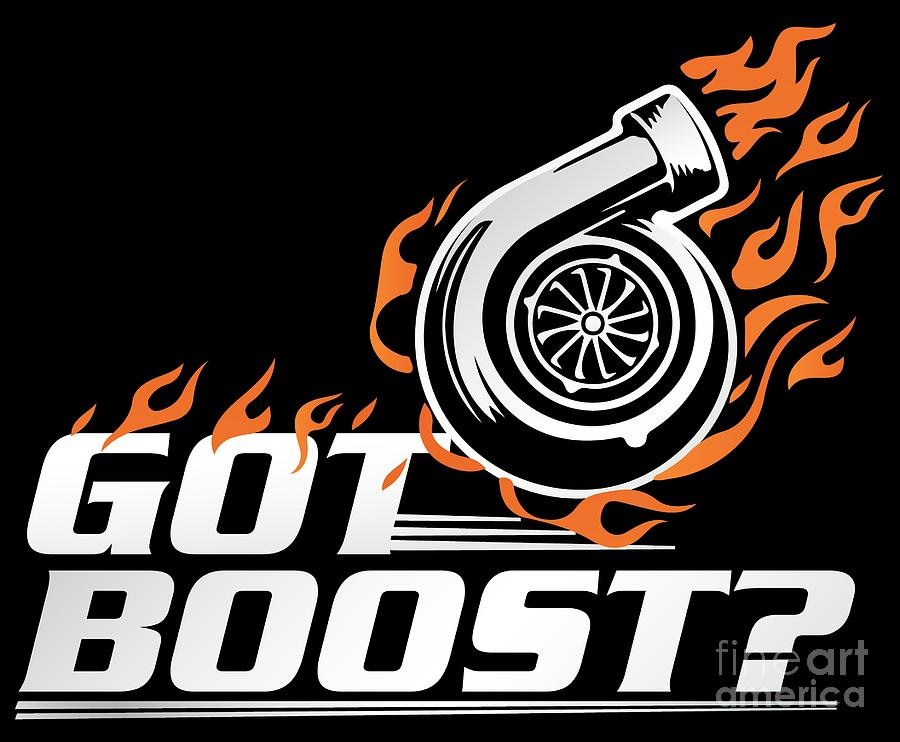 Car Tuning Boost Tuner Car Turbo Motor Sports Gift by MUC Designs