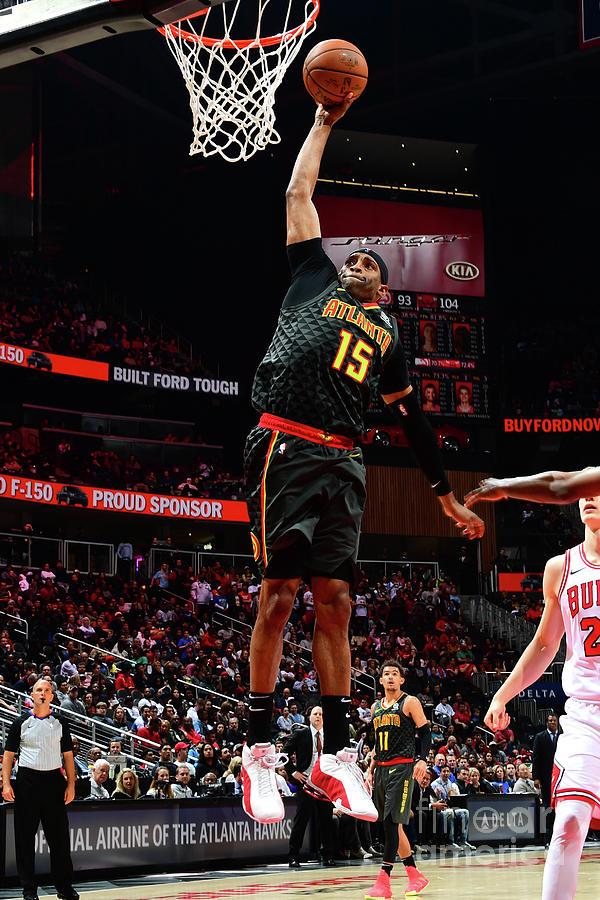 Chicago Bulls V Atlanta Hawks Photograph by Scott Cunningham