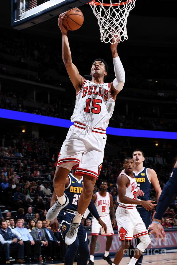 Chicago Bulls V Denver Nuggets Photograph by Garrett Ellwood