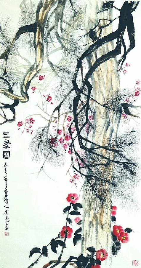 TBD by Li Liang