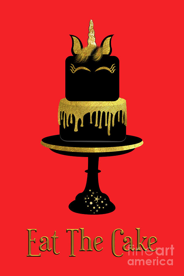 Eat The Cake by Toula Mavridou-Messer