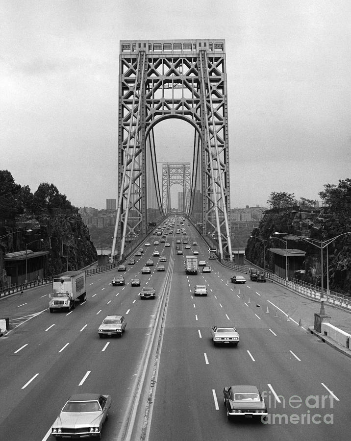 GEORGE WASHINGTON BRIDGE by Sheehan