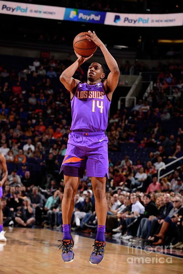 New Orleans Pelicans V Phoenix Suns Photograph by Barry Gossage