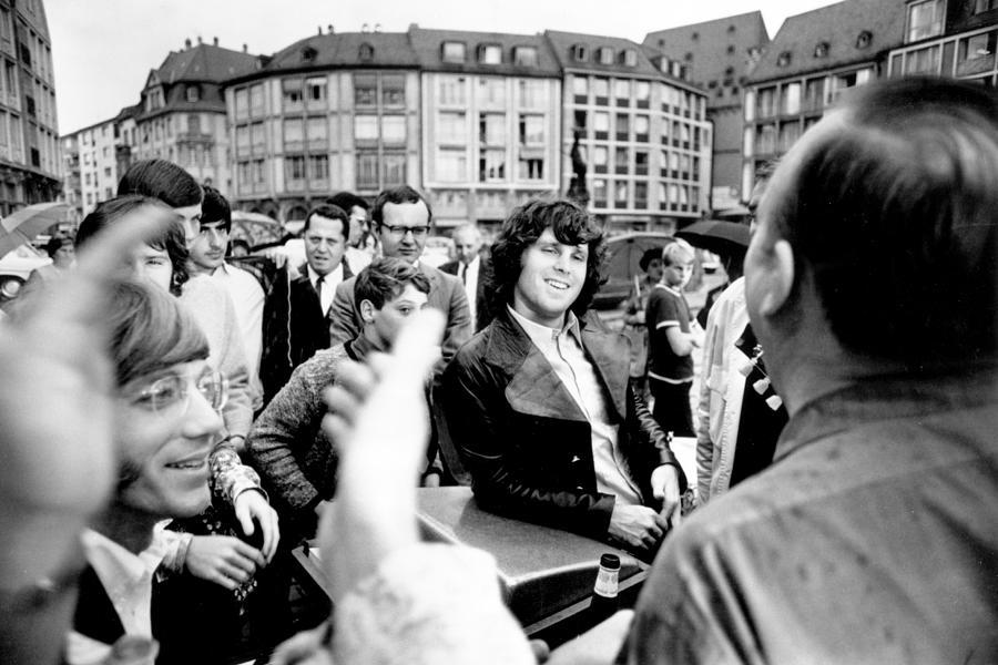 Photo Of Jim Morrison Photograph by Michael Ochs Archives