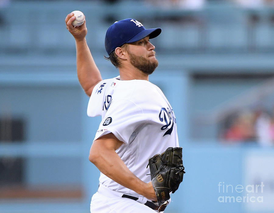 San Diego Padres V Los Angeles Dodgers 7 Photograph by Harry How
