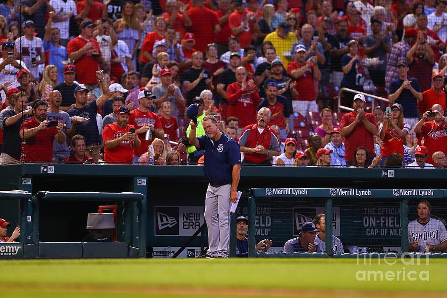 San Diego Padres V St Louis Cardinals 7 Photograph by Dilip Vishwanat