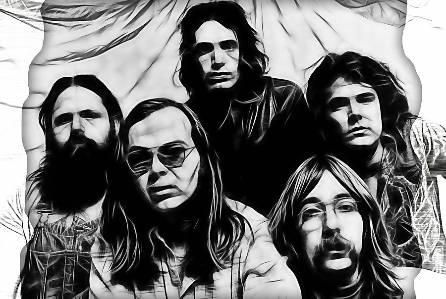 Steely Dan Mixed Media - Steely Dan Collection by Marvin Blaine
