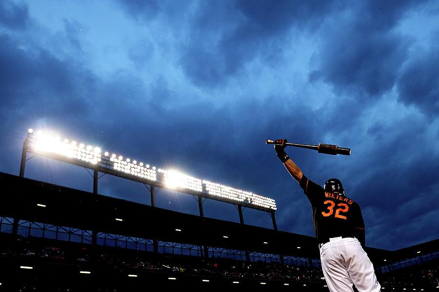 Toronto Blue Jays V Baltimore Orioles Photograph by Patrick Smith