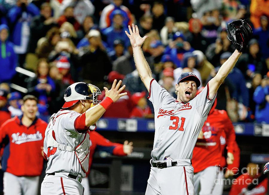 Washington Nationals V New York Mets 7 Photograph by Al Bello