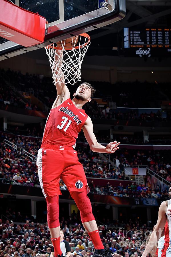 Washington Wizards V Cleveland Cavaliers Photograph by David Liam Kyle