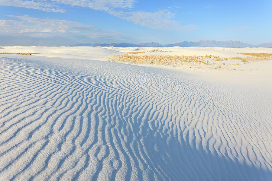 White Sands National Monument Photograph by Michele Falzone