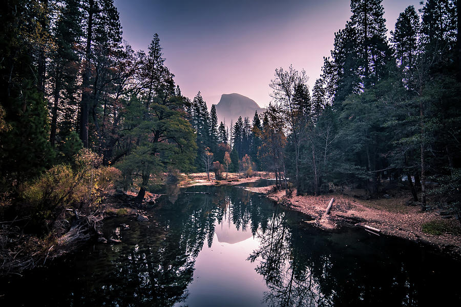 Yosemite National Park Valley by ALEX GRICHENKO