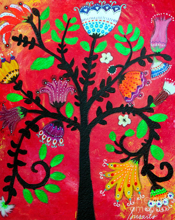 TREE OF LIFE by PRISTINE CARTERA TURKUS