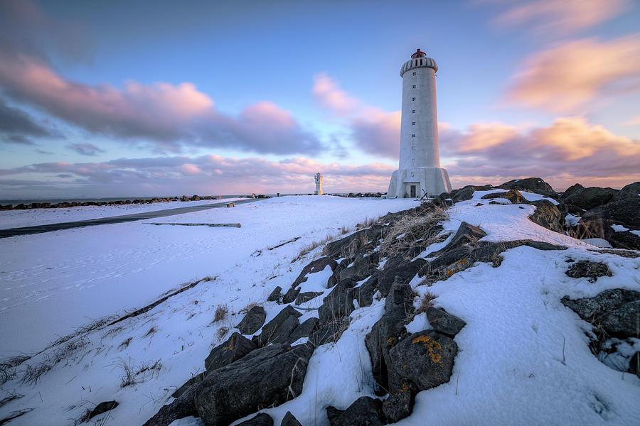 Akranes Photograph - Akranes - Iceland by Joana Kruse
