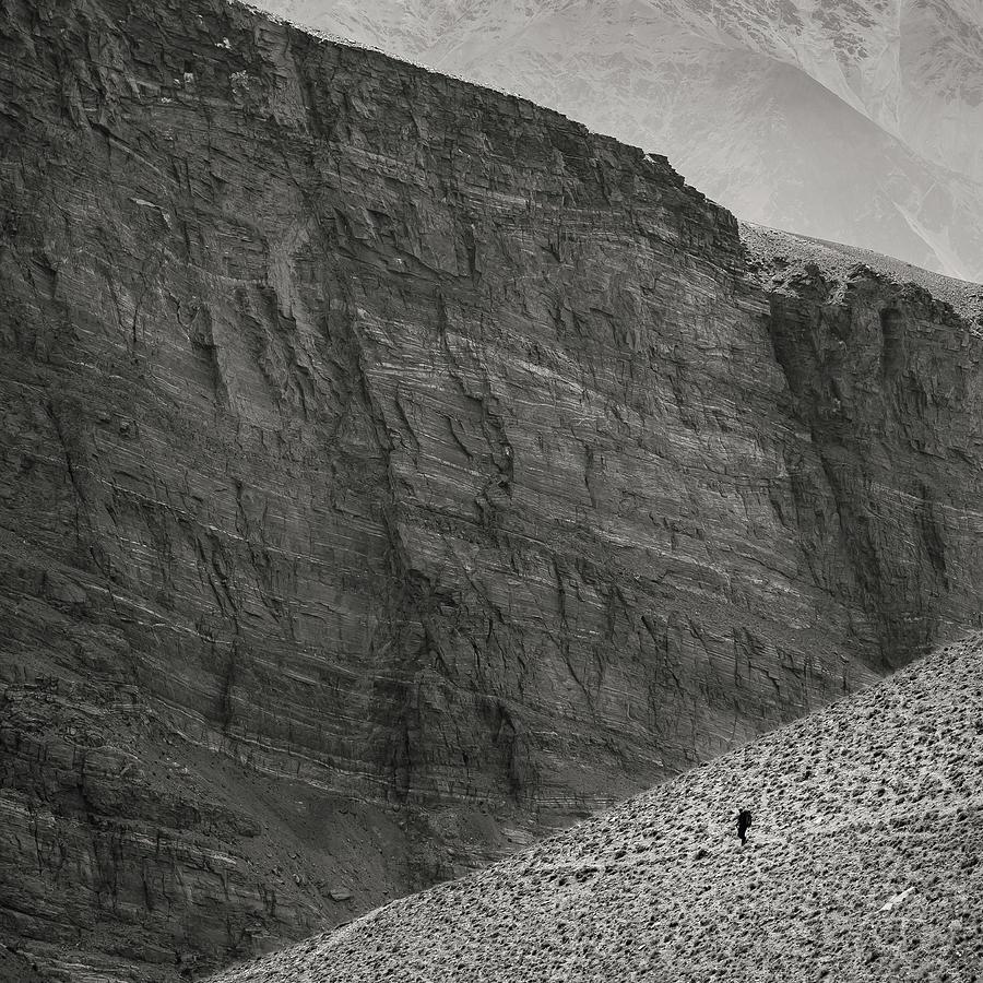 #8 Alone by Konstantin Dikovsky