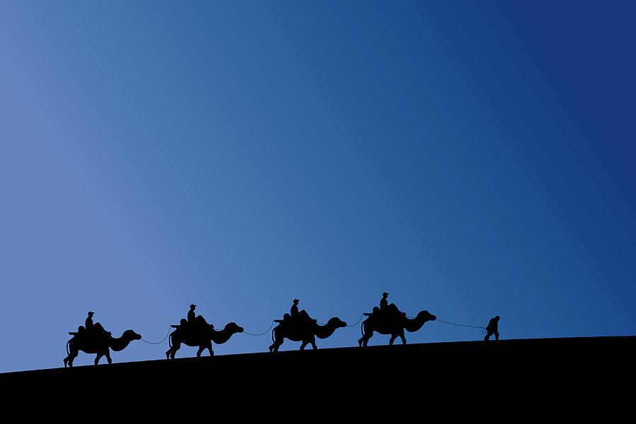 China Scenics Digital Art by Best View Stock