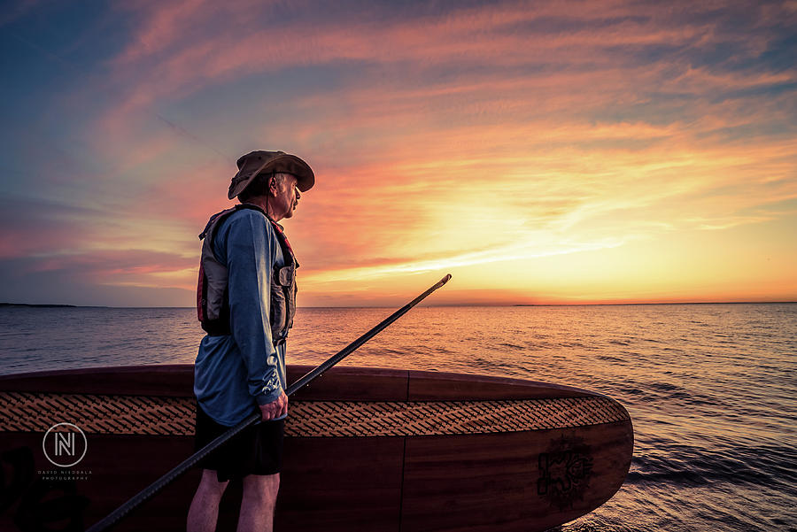 2019 Photograph - Lake Erie Sunset by Dave Niedbala