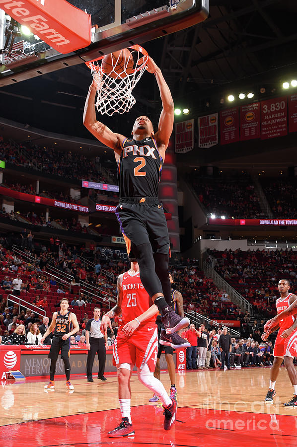 Phoenix Suns V Houston Rockets Photograph by Bill Baptist