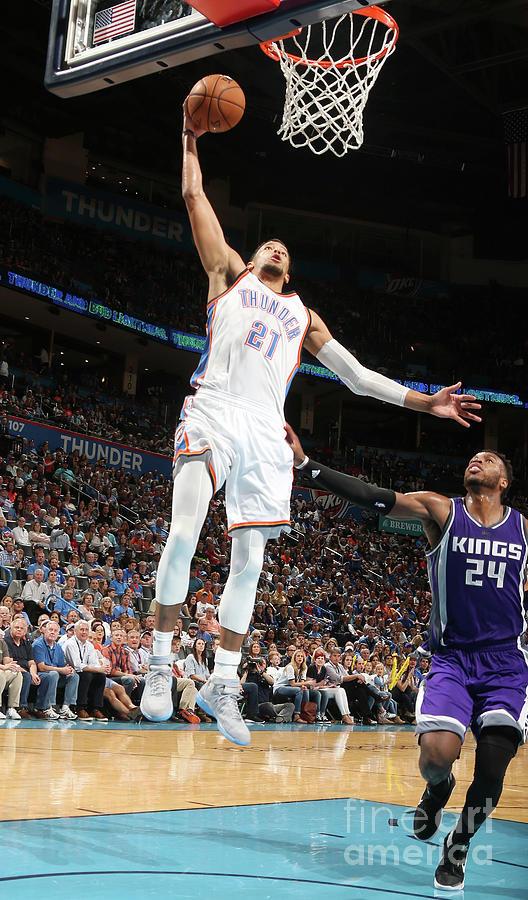Sacramento Kings V Oklahoma City Thunder Photograph by Layne Murdoch