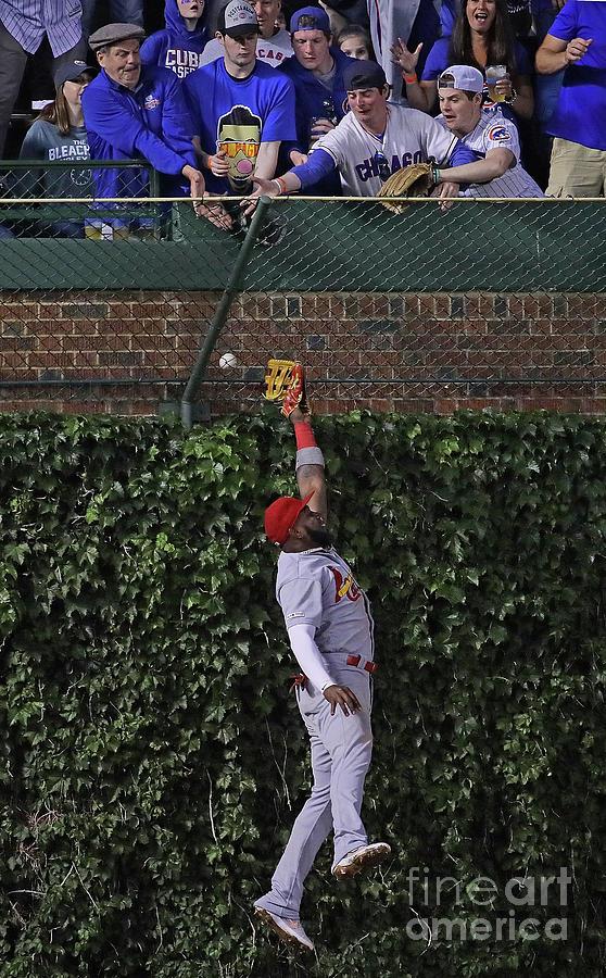 St Louis Cardinals  V Chicago Cubs 8 Photograph by Jonathan Daniel