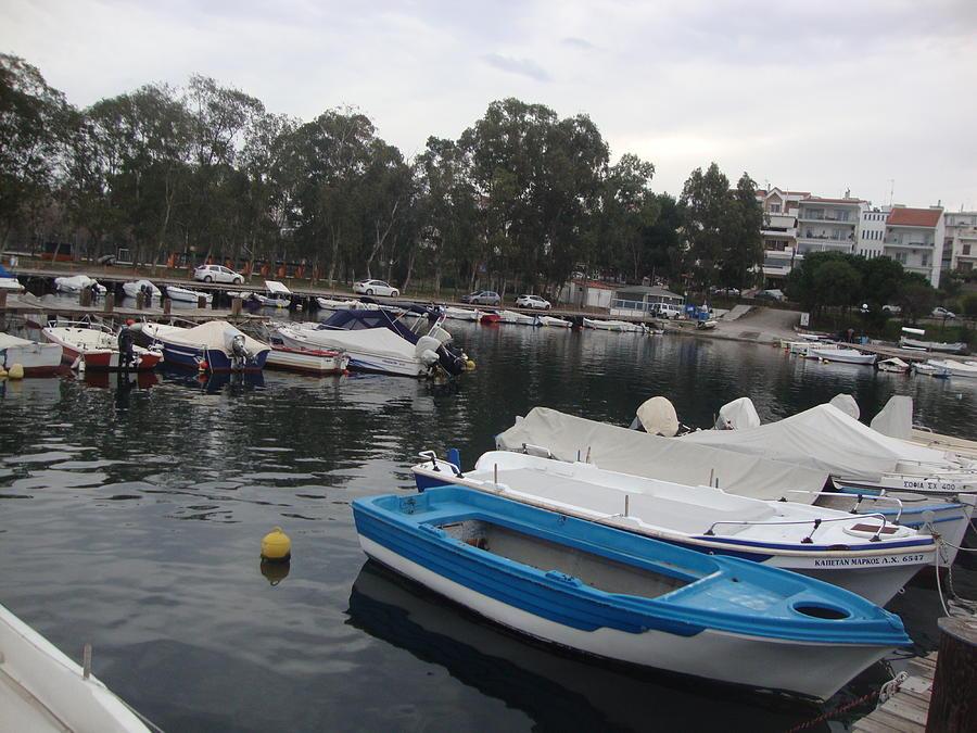 Boats Photograph