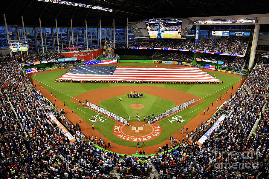 88th Mlb All-star Game Photograph by Mark Brown