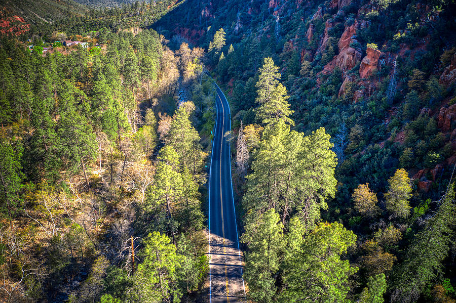 89A Sedona Arizona by Ants Drone Photography