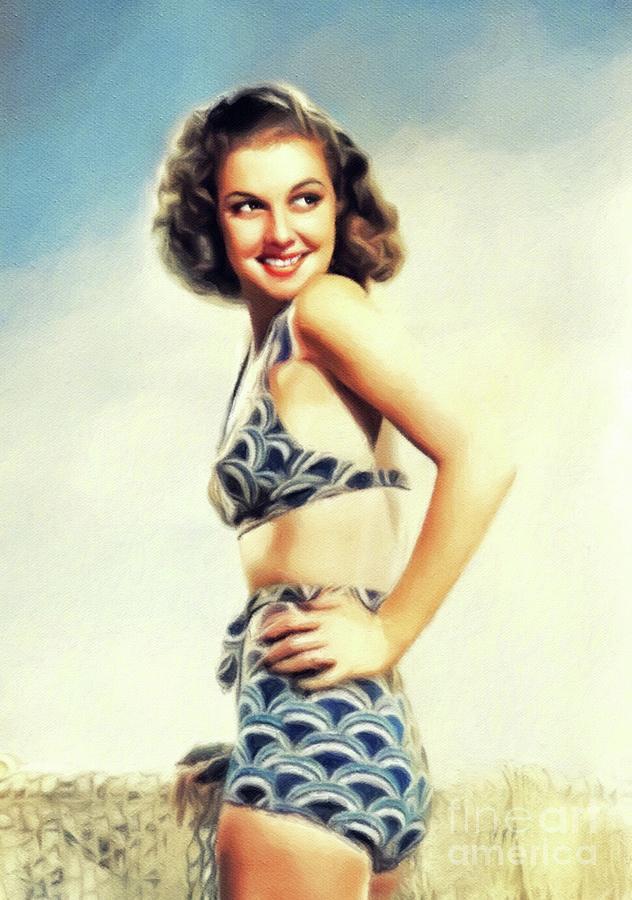 Ann Sheridan, Vintage Movie Star by John Springfield