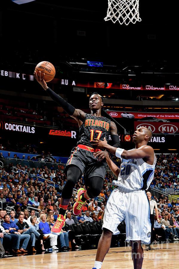 Atlanta Hawks V Orlando Magic Photograph by Fernando Medina