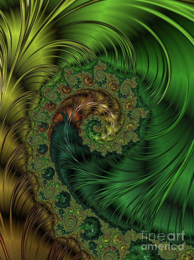 Beautiful Abstracts By Raphael Terra Digital Art