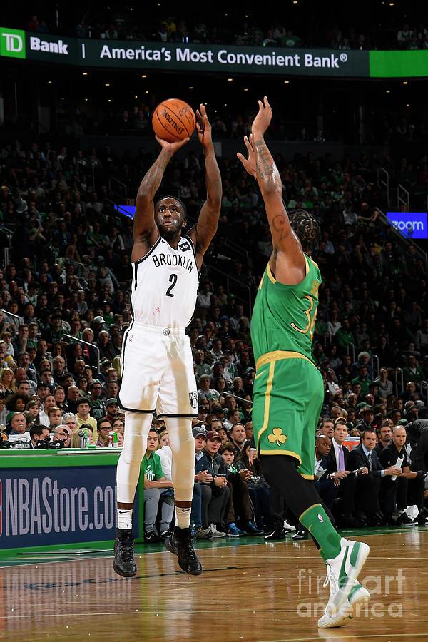 Brooklyn Nets V Boston Celtics Photograph by Brian Babineau