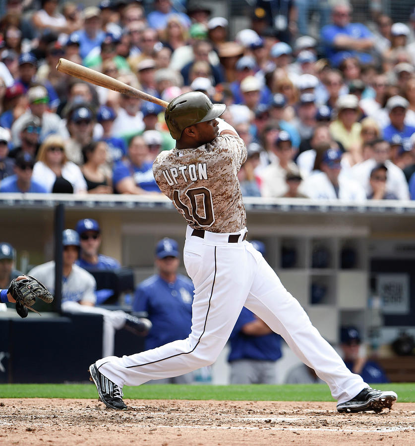 Los Angeles Dodgers V San Diego Padres Photograph by Denis Poroy
