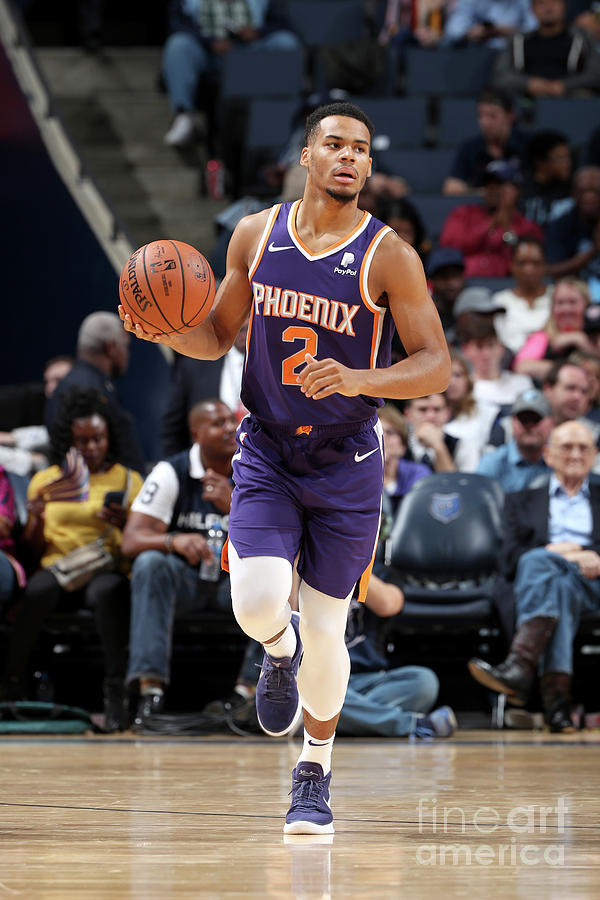 Phoenix Suns V Memphis Grizzlies Photograph by Joe Murphy