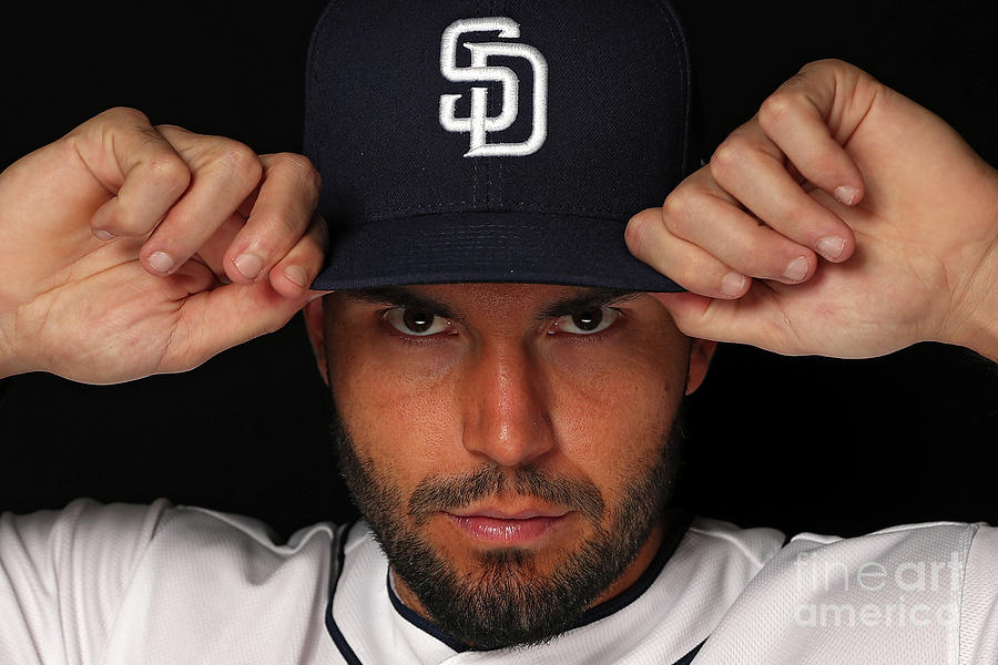 San Diego Padres Photo Day 9 Photograph by Patrick Smith