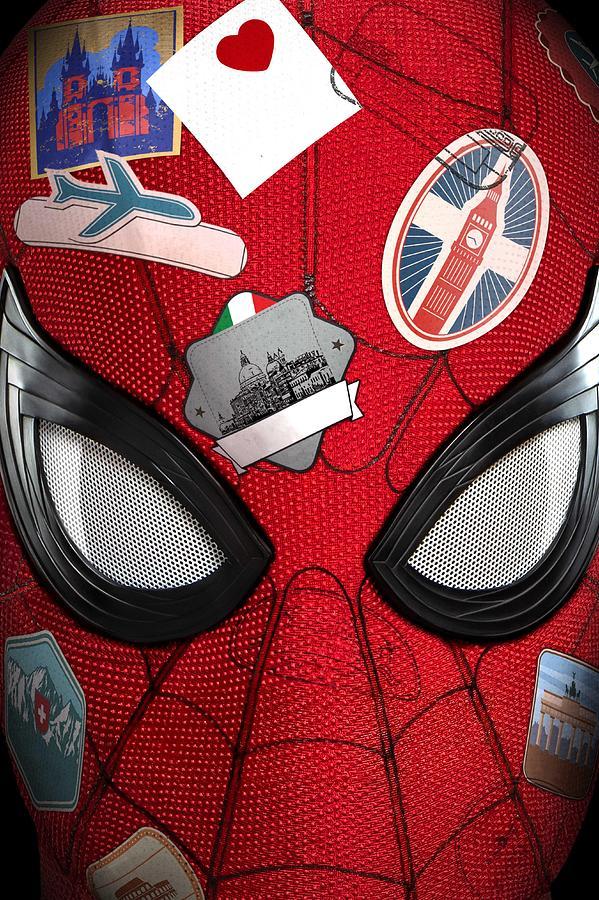 Spider Man Digital Art - Spider Man by Geek N Rock