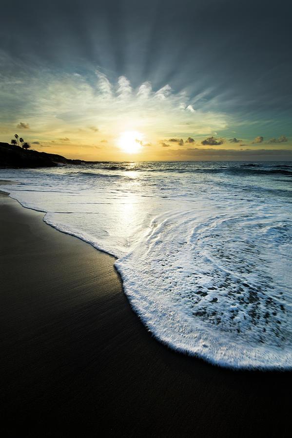 Beach Photograph - Usa, California, La Jolla by Jaynes Gallery