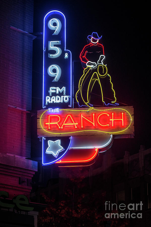 95.9 The Ranch by Imagery by Charly