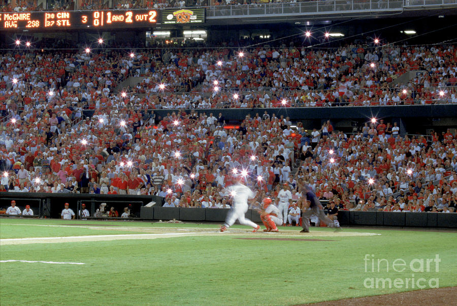 Mlb Photos Archive 96 Photograph by Rich Pilling