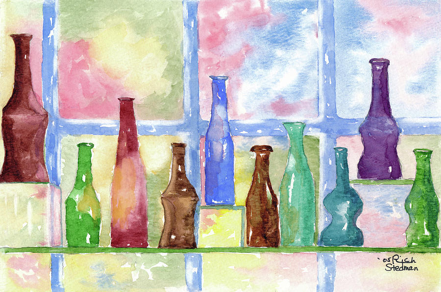 99 Bottles by Rich Stedman
