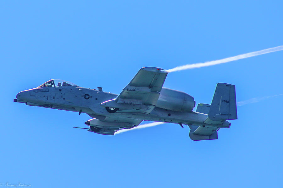 A-10 Wart Hog by Tommy Anderson