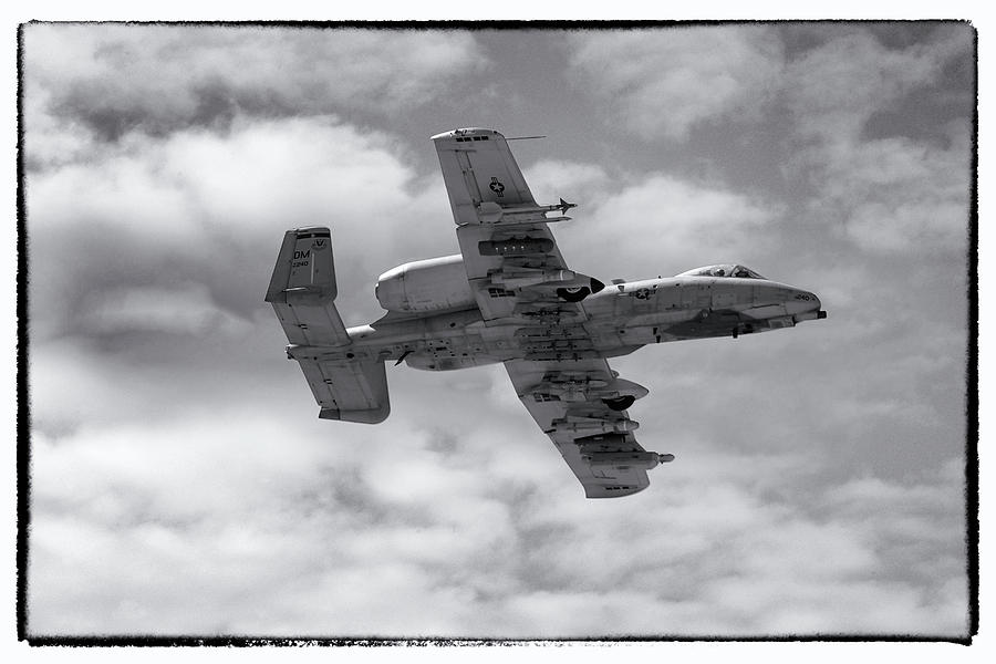 A-10 Warthog by Chris Smith