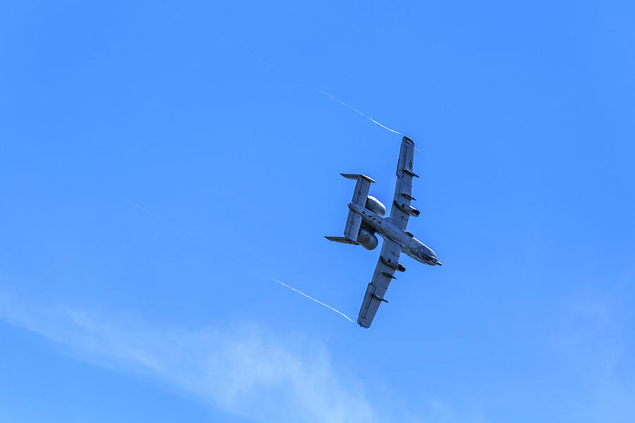 A-10C Thunderbolt II Turning by Doug Camara