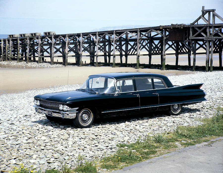 A 1961 Cadillac Presidential Limousine Photograph by Heritage Images