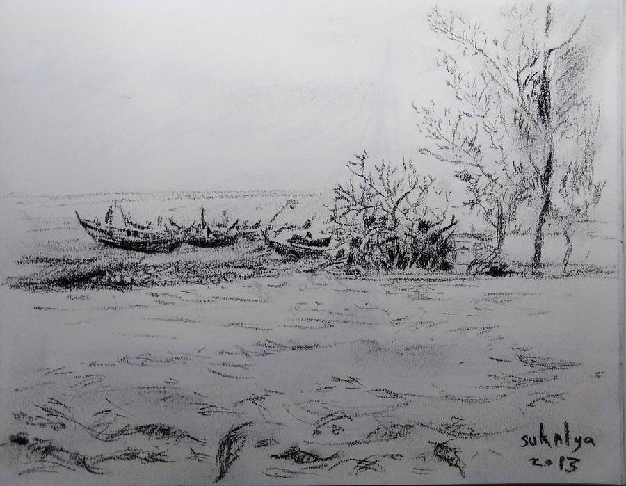 A Beach by Sukalya Chearanantana