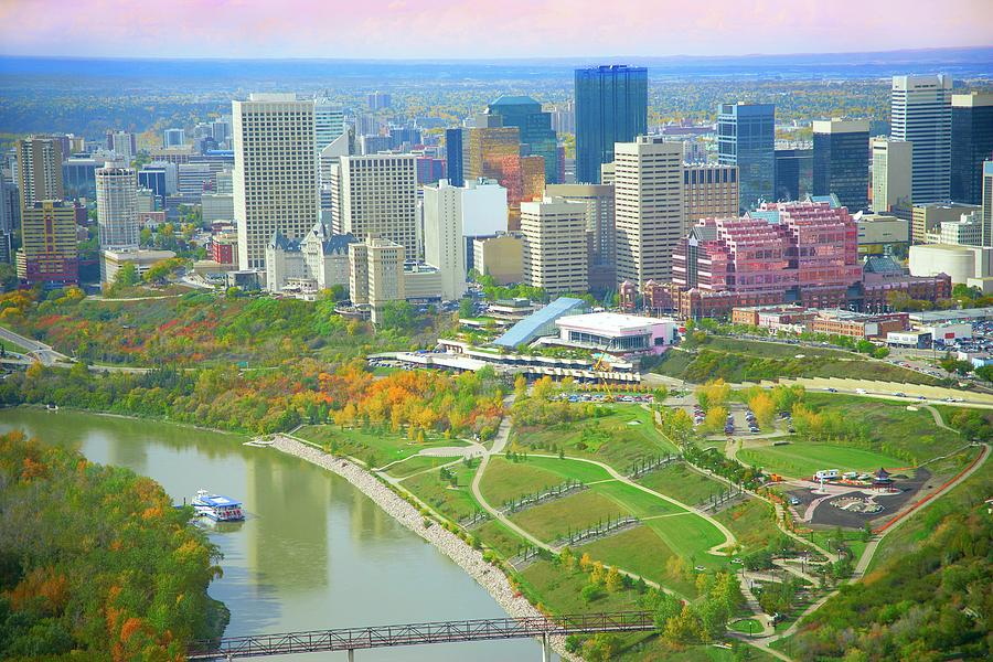 A Beautiful Cityscape Photograph by Design Pics