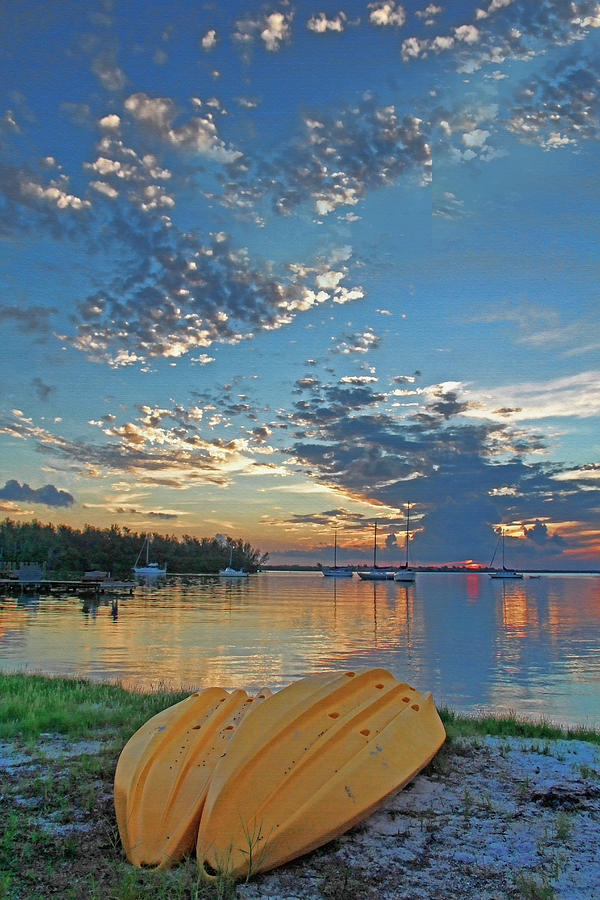 A Big Sky Morning by HH Photography of Florida