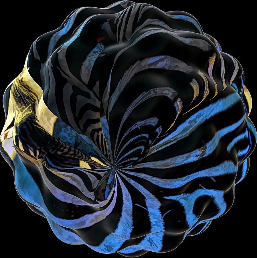 A Blob Of Zebra by PAUL COCO