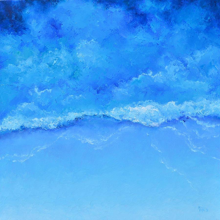 A Blue Ocean by Jan Matson